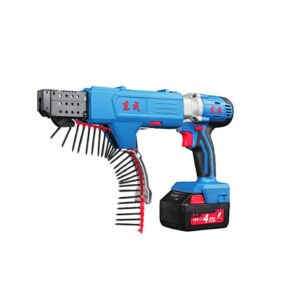 DONGCHENG CORDLESS AUTO-FEED SCREWDRIVER | DCPL6A