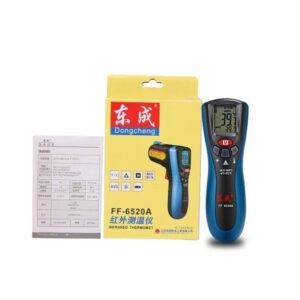 DONGCHENG INFRARED THERMOMETER | DFF6520A